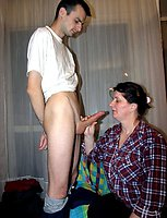 Mature Alexandra goes wild - picture gallery